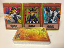 27pcs/set Yu Gi Oh First Generation Character Flash Card Toys Hobbies Hobby Collectibles Game Collection Anime Cards(China)