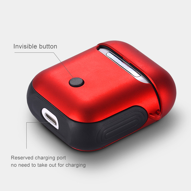 Non Slip AirPod Case Cover 3