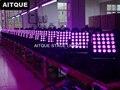 6 шт. сценический эффект света 5x5 25 светодиодная матрица движущийся головной свет 25x10 Вт dmx led движущийся луч света