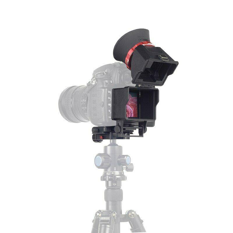 Fehorily S6 Viseur Optique Parasol Capot ajustement pour 5Ds 6D 7DII 70D 1Dx D850 D810 D750 DF A7RII A9 GH5 XE1