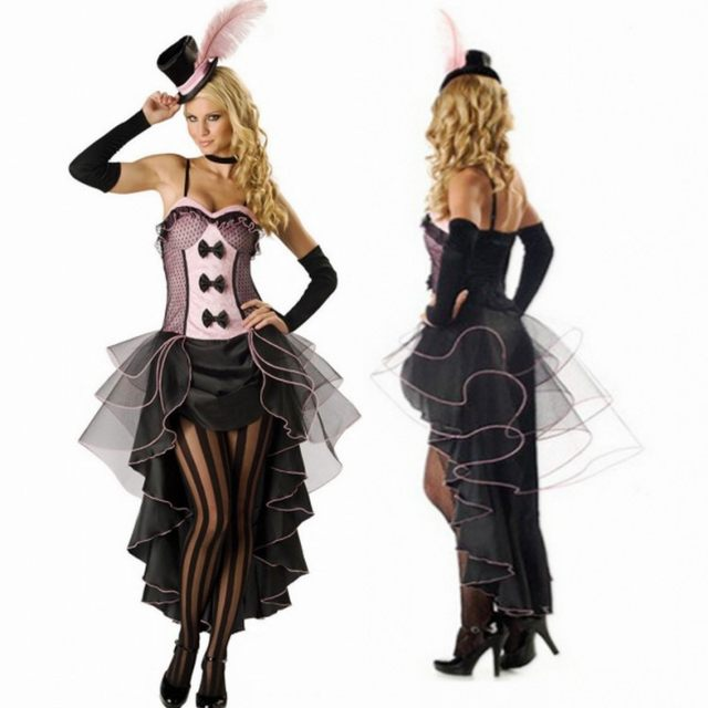 New High quality theatre queen Witch costume women Gothic temperament pirates halloween costumes Black V&ire costumes  sc 1 st  Aliexpress & Online Shop New High quality theatre queen Witch costume women ...