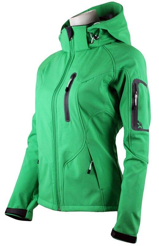 women jacket Soft peak fleece sportwear winter new shell 2015 nzPOEwO