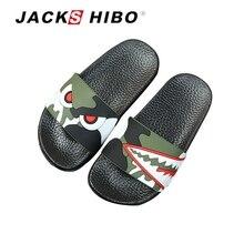 JACKSHIBO Kids Slipper Summer Sandals for Child Home Floor Flat Water Camouflage Shoes Unisex Open Toe Slip-on Breathable