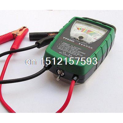 1pcs TY6402 Handheld 2V/6V/12V Lead-Acid Battery Voltage Power Checker Tester цена