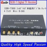 Smart Tv продажи не автомобиль Isdb t полного один сегмент Mini B cas карта для Японии с четырьмя тюнер Isdb t7800