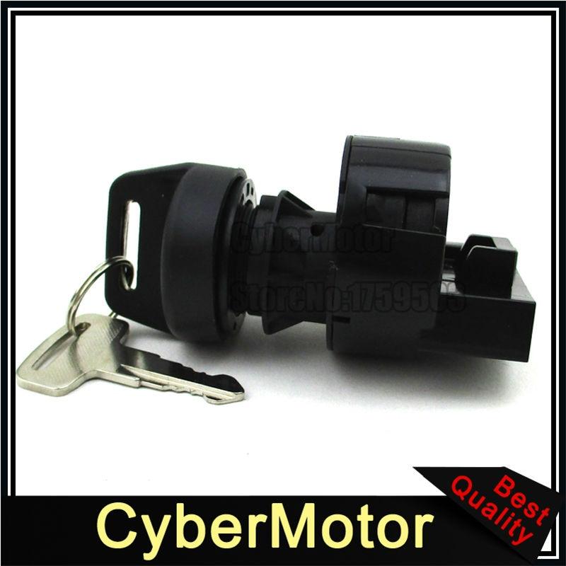 6 Pin Ignition Key Sewitch For Polaris ATV Ranger RZR S 4 800 EFI EPS INTL 500 Trail Blazer 250 330 Quad 4 Wheeler UTV