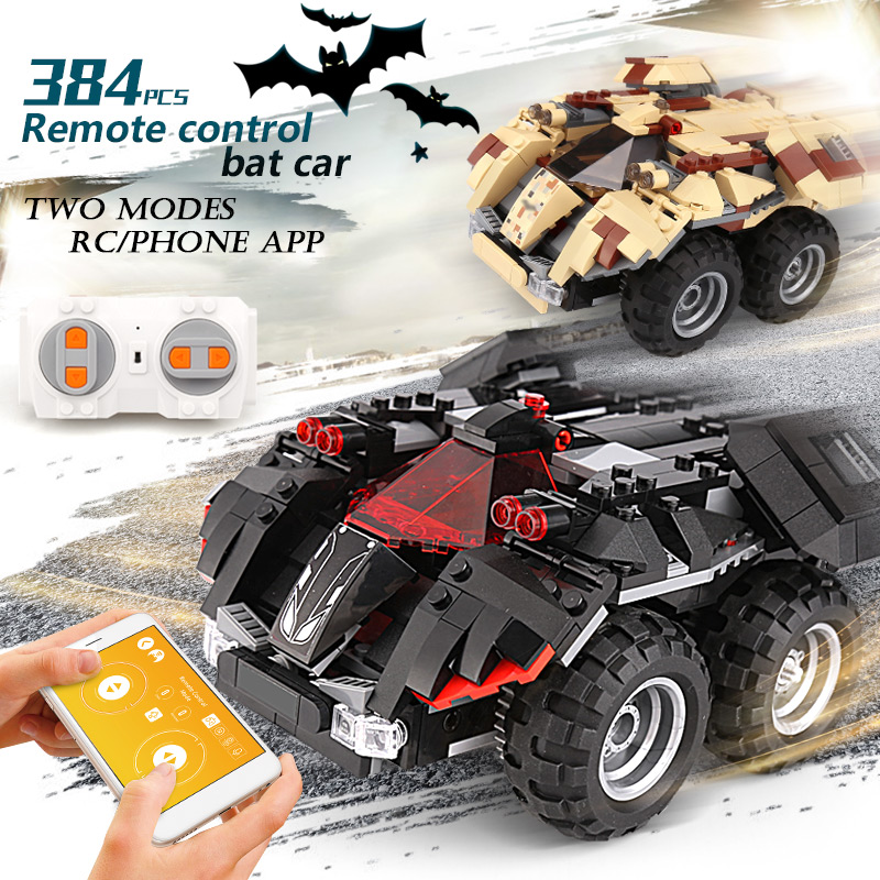 Image 4 - Technic Car Series 20011 RC Crawler Racing Car Remote Control RC Car Model Building Blocks Set Toy compatible with Lego Technic-in Blocks from Toys & Hobbies