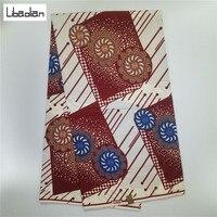 Ghana Kente Wax Fabric Veritable hitarget Wax African Ankara Prints Real Java Wax Fabric for Cloth in 6 yards ! F904 15