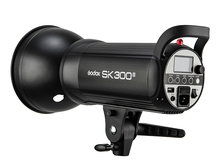New Godox SK300 II 300W GN65 Professional Studio Strobe with Built-in Godox 2.4G Wireless X System