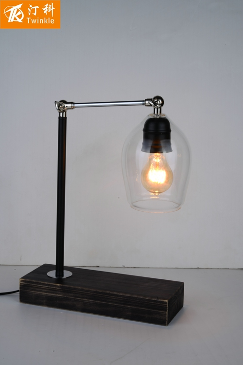 American Vintage Style Table Lamps Industrial Edison Lamp Coffee Bar  Restaurant Lights Bedside Desk Lamps | Aliexpress Mobile