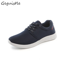 New Arrivals Fashion Mesh Shoes Men Casual Shoes Comfortable Men's Shoes Breathable Shoes