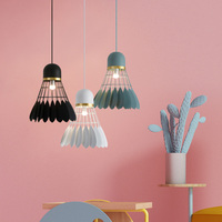 Suspension Luminaire : Volant de Badminton 5
