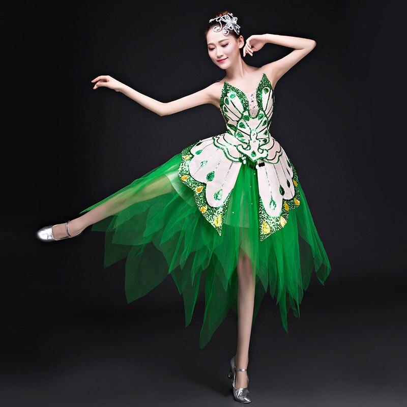 Adult dance costume