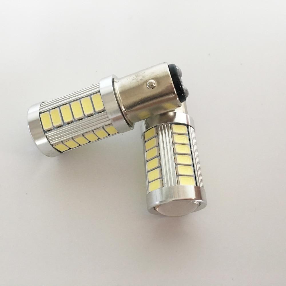 2pcs BA15S 33 SMD 5630 1157 Λάμπες φρένων υψηλής - Φώτα αυτοκινήτων - Φωτογραφία 4