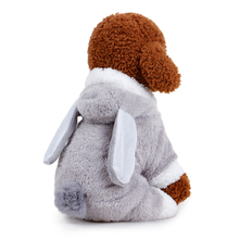 1pcs Winter Warmer Cute Pet Dog Puppy Clothes Elk Sheep Rabbit Cosplay Coats Soft Warm Clothing for Outfit