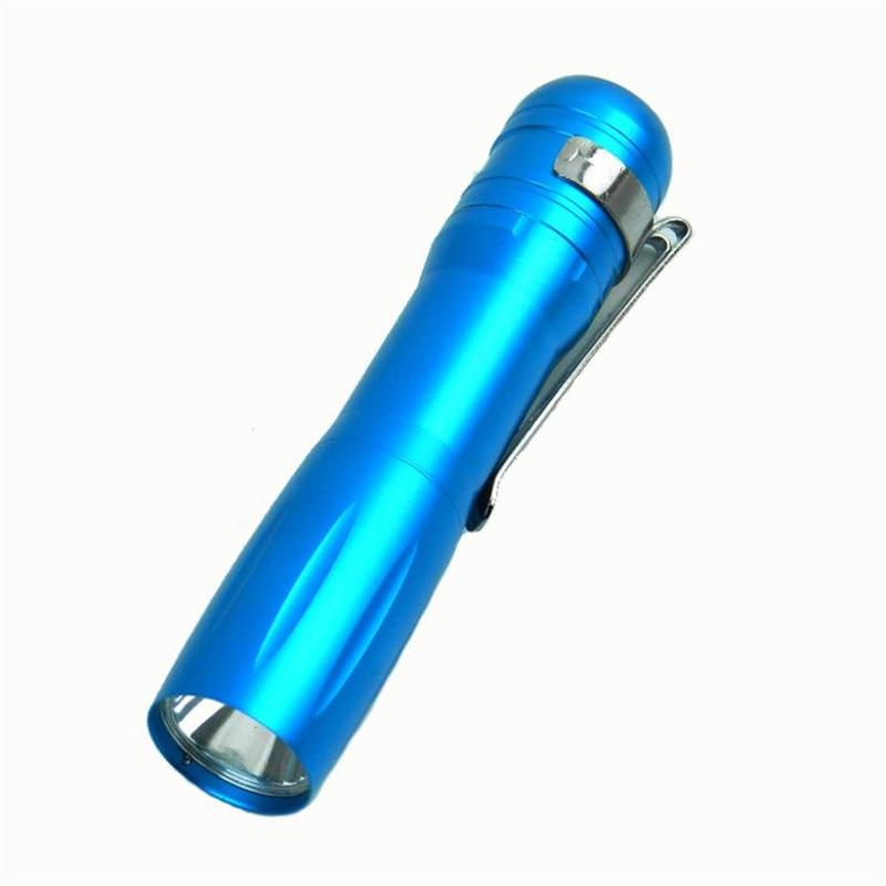 Flashlight on Bicycle Cycling Front Headlight Mini Portable Supper Bright Flashlight Waterproof Pocket LED Flashlights #^