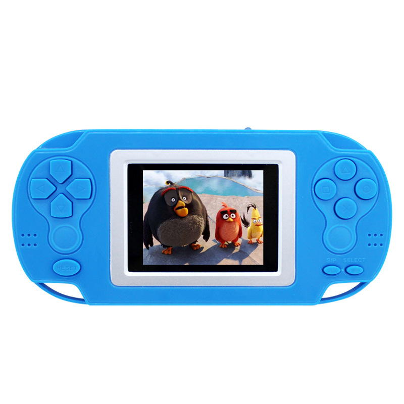 Navpeak Store 10pcs/lot M370 Portable 2.4 inch Handheld Video Game Players SLIM Games Retro Video Console with 218 kinds of Games