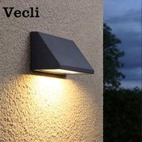 Waterproof outdoor wall lamp garden led lighting balcony backyard residential villa decorative wall light fixtures|Outdoor Wall Lamps| |  -