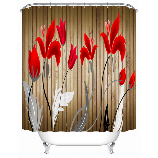 Environmentally Friendly Shower Curtain Best Showers Design