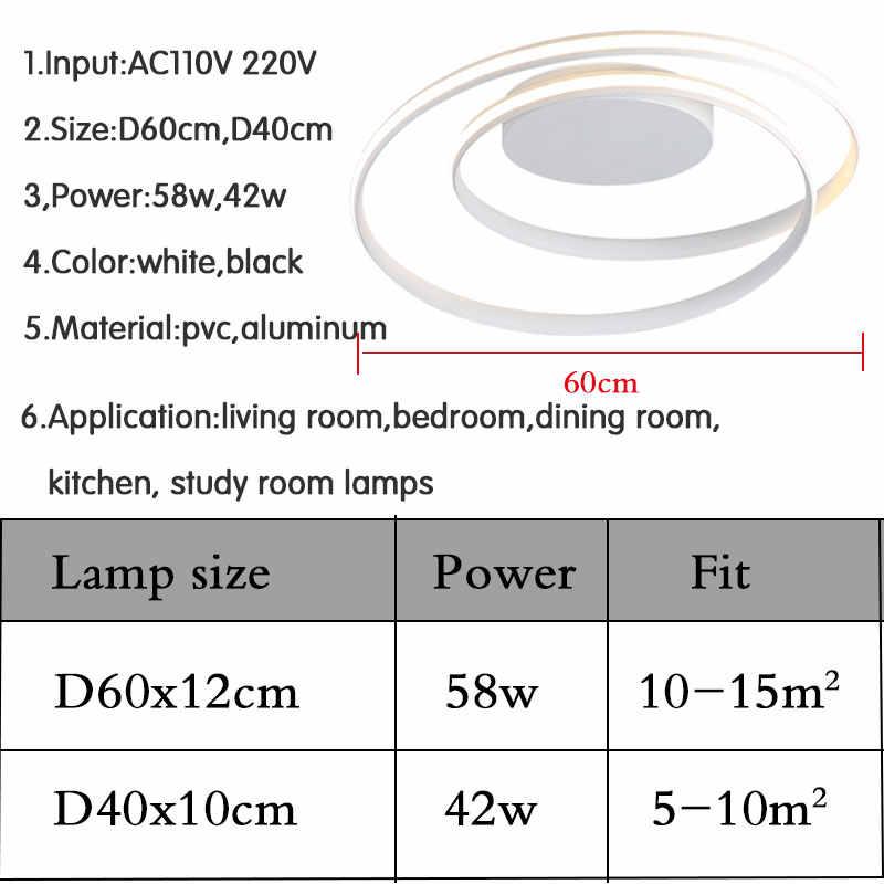 Новое поступление акриловое светодиодное освещение для дома люстры для столовой гостиной современная Потолочная люстра осветительные приборы для внутреннего использования