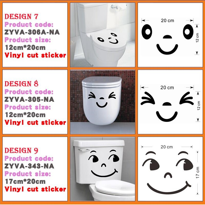 HTB13IznMXXXXXb7XXXXq6xXFXXX2 - waterproof bathroom toilet sticker door glass stickers wall decal 314 home decoration vinyl art pvc posters 5.5