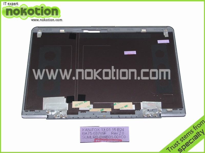 NOKOTION laptop covers for 530u 530u3c BA75-03710A COVER shell BA75-03709F brown case new laptop c shell cover for samsung r478 r480 ba75 0411b