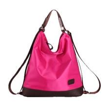 Новая Мода женские сумки Водонепроницаемый Нейлон Сумка Высокое Качество Сцепления Женщин Сумки Посыльного Многофункциональный Bolsas
