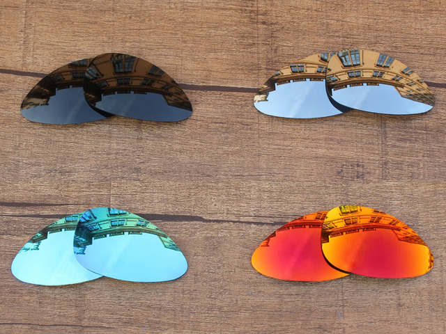 94331dcc410 PapaViva POLARIZED Replacement Lenses for Scar Sunglasses 100% UVA   UVB  Protection - Multiple Options