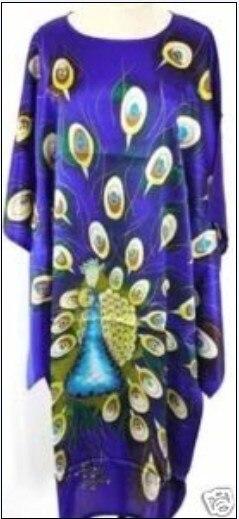 Green Silk Female Sleepwear  1
