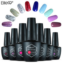 Elite99 10ml Gel Nail Polish Need L Soak Off Uv For Extensions Colorful Manicure