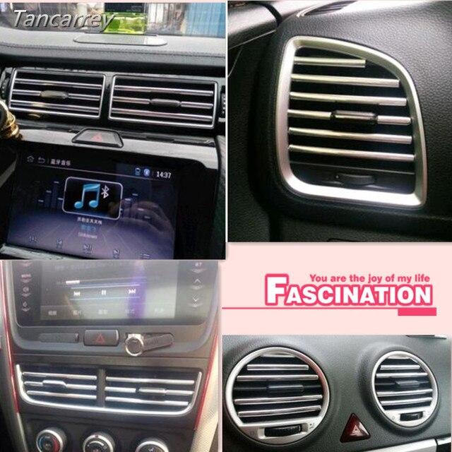 3m Lot Car Interior Sticker Decoration Strip For Mercedes W204