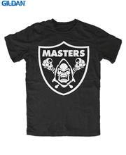 Designer Tees  O-Neck Short Sleeve Breaking Badcomfort Soft Masters Print Tee For Men