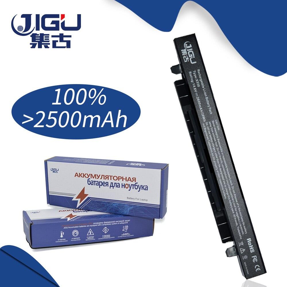 JIGU 4Cells Laptop Battery For Asus X450VC X450E R510E F552E F550E A450CA A450VE X450LA X450VC X452C X452E X550C X550CL