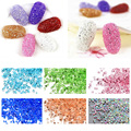 New 1000pcs/pack 1.2mm 3d Flat Back Tiny Nail Art Rhinestone Decorations 12colors DIY Beauty Nail Accessories Tools