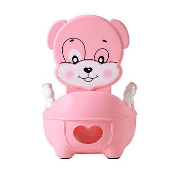 Portable Baby Potty Multifunction Baby Toilet Car Potty Child Pot Training Girls Boy Potty Kids Chair Toilet Seat Children's Pot 8