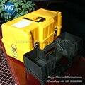 Original Fujikura FSM-80S Fusionadora FSM-80R Estuche/máquina de soldadura de fibra paquete/caja