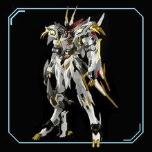 ميتاليث أيتام الحديد بربادوس التنين الملك حبوب التنين المحارب سبيكة الانتهاء Gundam عمل الشكل الاطفال لعبة هدية