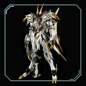 Image 1 - MetalMyth Ijzer Orphans Barbados Dragon King Pillen Dragon Warrior Legering Afgewerkt Gundam Action Figure Kinderen Speelgoed Gift