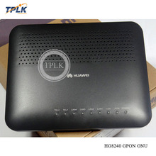 Hua Wei HG8240 GPON ONU 4FE+ 4LAN+ wifi или 1GE+ 3FE+ 4LAN+ wifi для FTTH FTTB FTTX сетевой волоконно-оптический маршрутизатор