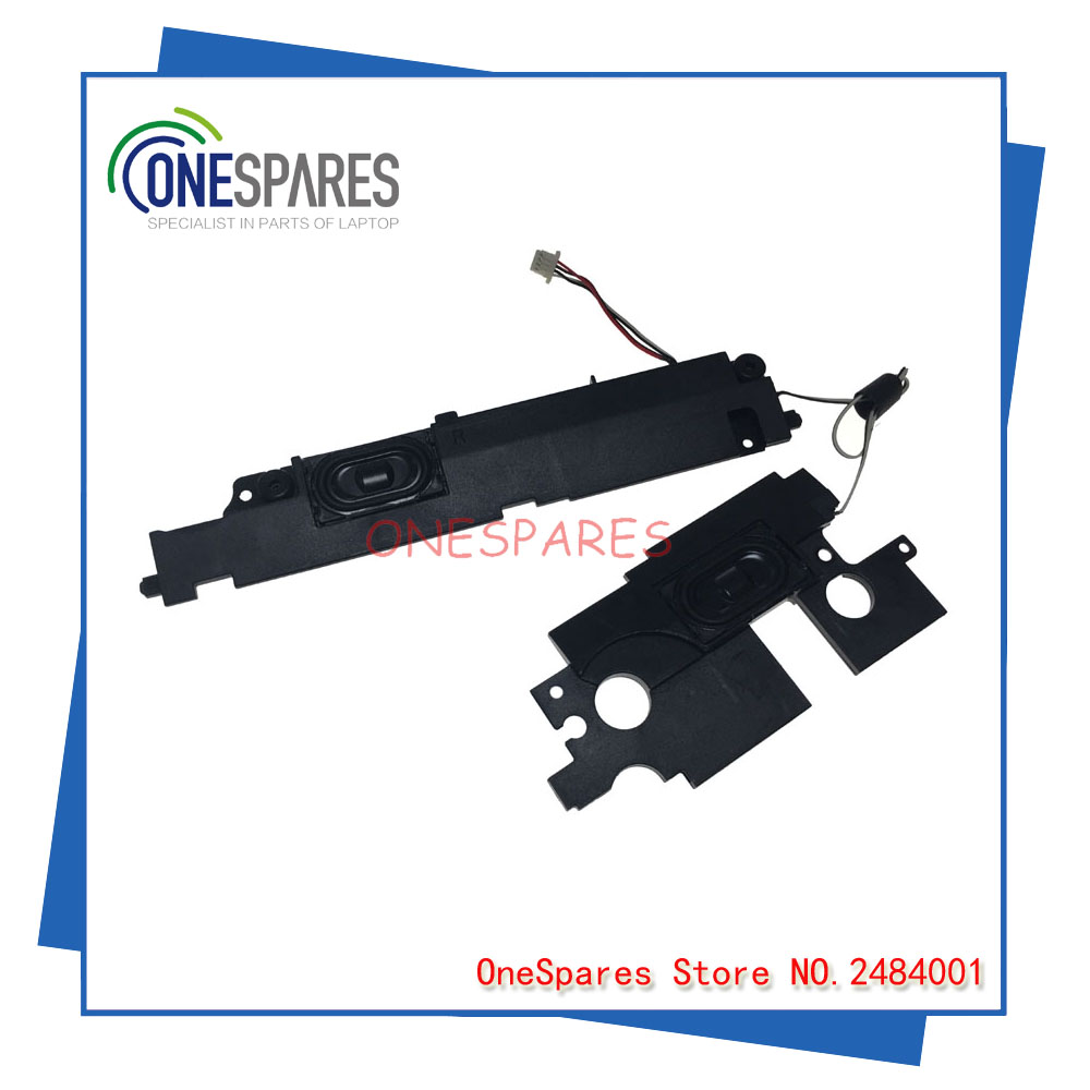 Free Shipping Original Laptop internal speaker for HP For ENVY 15-J 15 J 15-j052nr 15t-j000 15-J053CL 720562-001 Left & Right  15 j ru laptop keyboards for hp envy15 touchsmart 15t j 15z j 15 j000 15t j000 15z j000 15 j151sr with frame with backlit