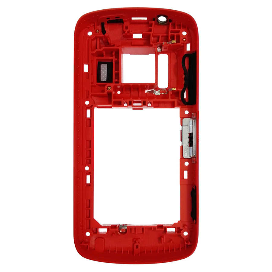 New for Nokia 808  PureView Middle Frame Bezel(Red) for Nokia 808