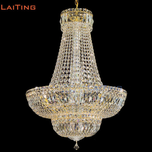 LAITING D32 Contemporary Chandeliers Sale Home Chandelier Crystal