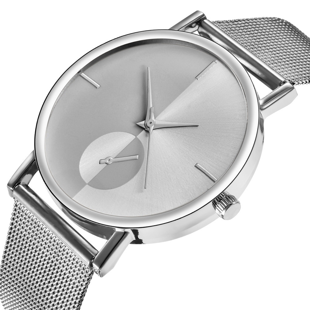 Ngy43 Marke Luxus Starry Frauen Uhren Stahl Quarz Damen Rose Armband Uhr Casual Uhr Liebhaber Mädchen Armbanduhr Relogio Einfach Und Leicht Zu Handhaben Damenuhren