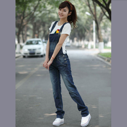 Aliexpress.com : Buy Free shipping 2013 sweet stretch denim ...