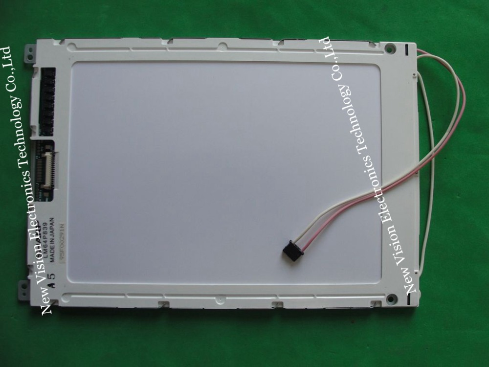 LM64P839 LM64P83 LM64183P LM64P83L LM641839 LM64P838 LM64183L LM64P836 Original 9 4 inch STN Monochrome LCD Screen