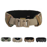 Emerson Tactical Crye Style AVS MOLLE / PALS Patrol Duty EmersonGear Belt Military Combat Molle Battle Belt