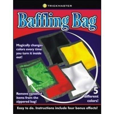 Baffling Bag Magic Tricks For Magician Color Change Bag Magie Stage Illusion Gimmick Props Comedy Mentalism Scarves Magie
