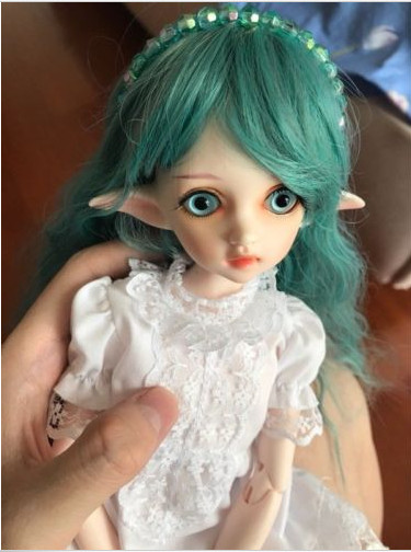 SuDoll 1/4 BJD Doll Girl Elf Ears Pretty Girl New Style платье glamorous glamorous gl008ewwnh63 page 8
