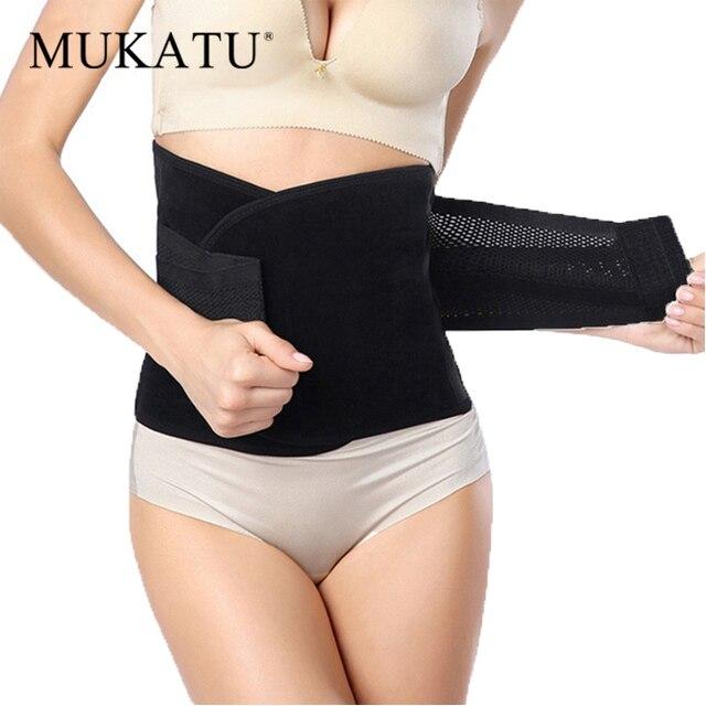 51a9a02837f Women Waist Slim Corset Waist Trainer Female Fat Burning Waist Belt Body  Shaper Hot Belt Slim Shaper Firm Girdle Tummy Trimmer