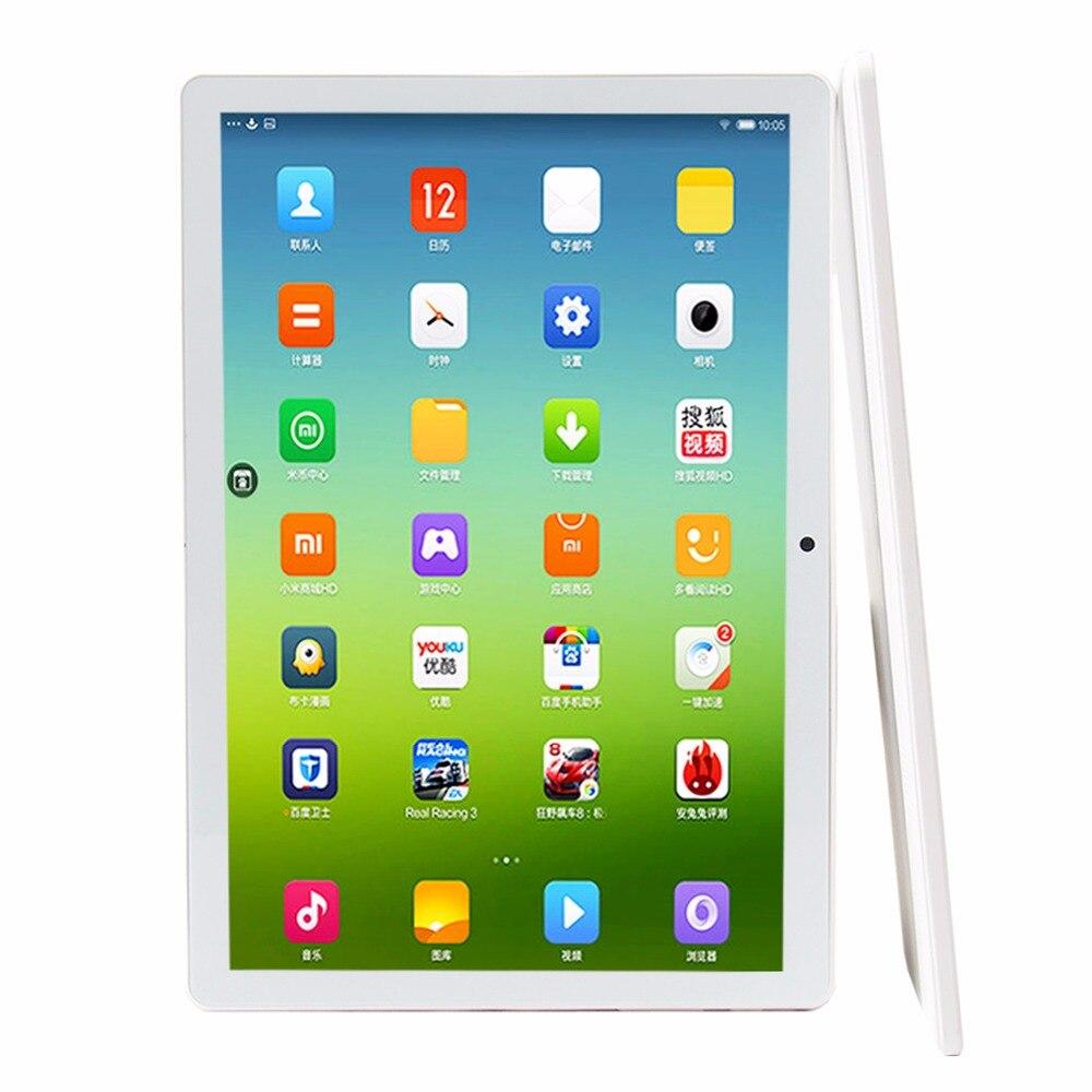 무료 배송 DHL 10.1 인치 3 그램 4 그램 태블릿 금속 옥타 코어 SIM 카드 4 기가바이트 32 기가바이트 ROM 1920*1200 듀얼 카메라 5.0 와이파이 GPS 안드로이드 6.0